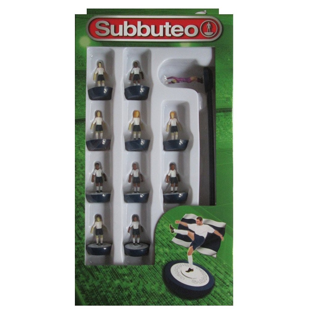 Subbuteo Football Team Set (Blue/White)