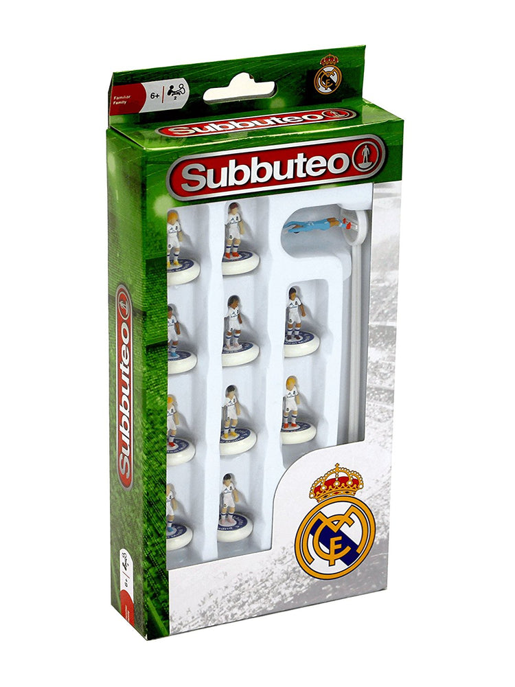 Subbuteo Real Madrid Team Player Set
