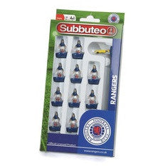 Subbuteo Rangers FC Player Set