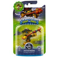 Skylanders Swap Force Swappable Character Pack - Rattle Snake