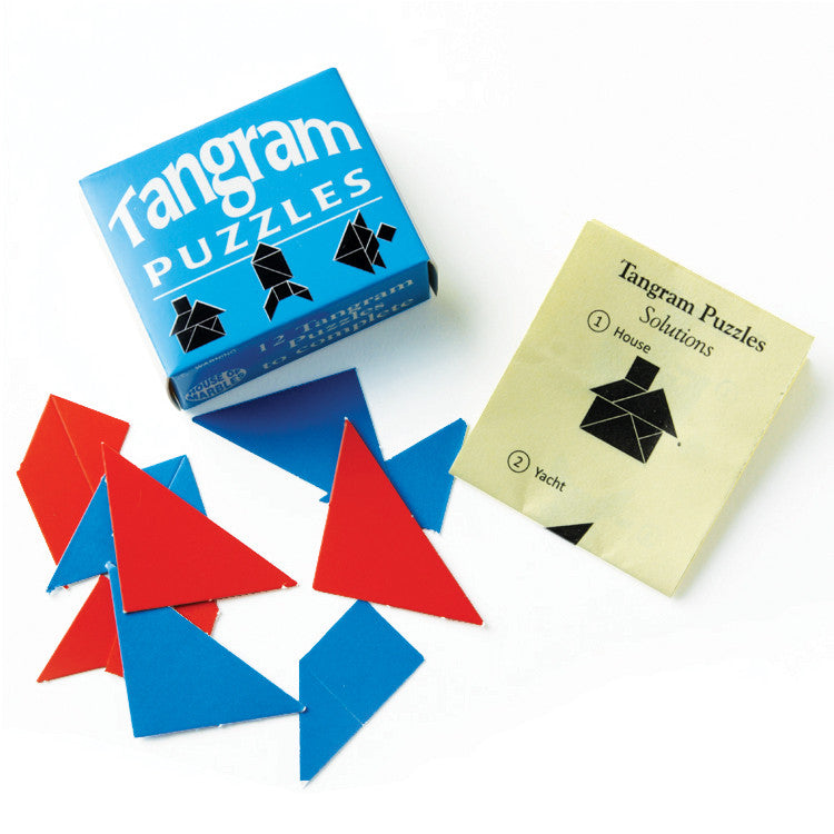 Pocket Money Classic - Tangram Puzzles