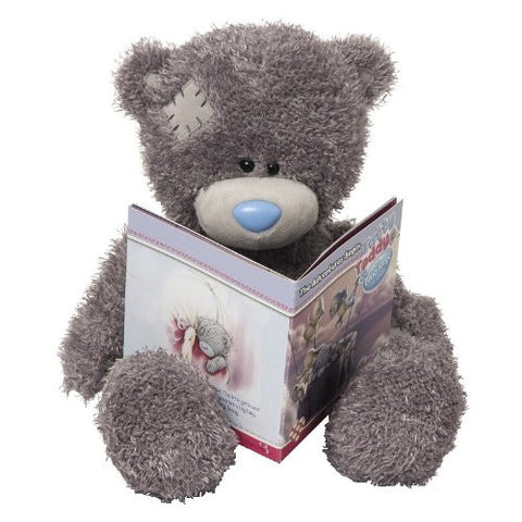 "Tatty Teddy Interactive Storytime Bear ~ 11"" Tall"