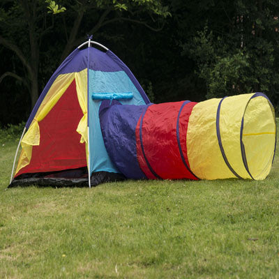 Adventure Play Tent and Tunnel
