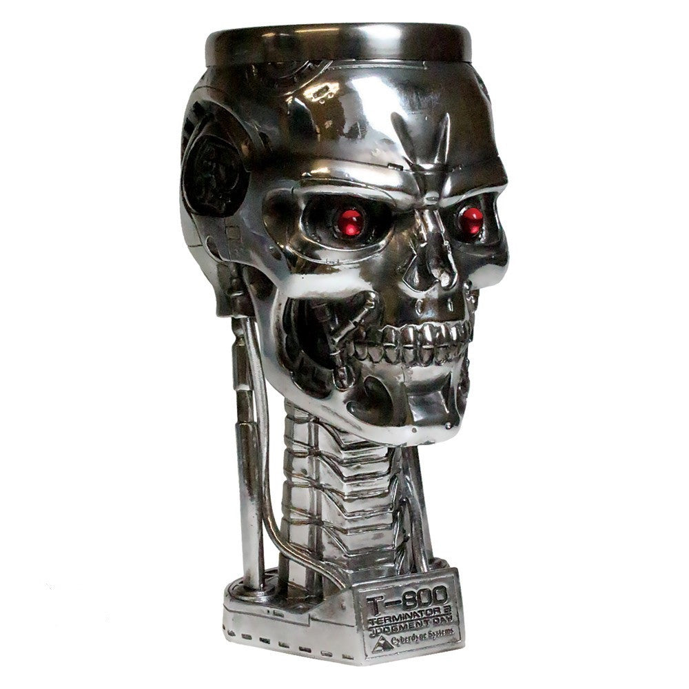 Nemesis Now Terminator 2 Head Goblet