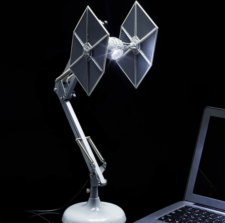 Star Wars Tie Fighter Posable Desk Lamp by Paladone