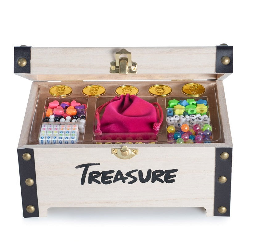 Treasure Toyz Original Treasure Chest Open