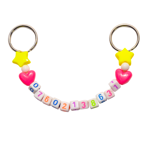 Treasure Toyz Original Treasure Chest Keyring
