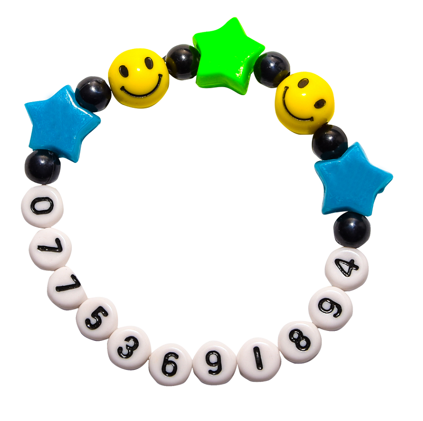 Treasure Toyz Original Treasure Chest Bracelet Black