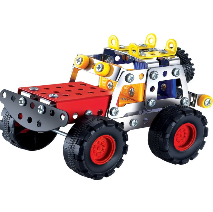 Junior Engineer's Workshop - Monster Truck Construction Kit