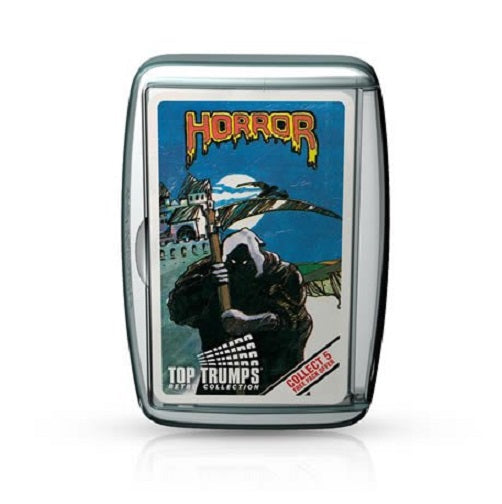 Horror 2 Retro Top Trumps Card Game
