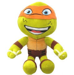 "Teenage Mutant Ninja Turtles 12"" Plush Soft Toy - Michelangelo"