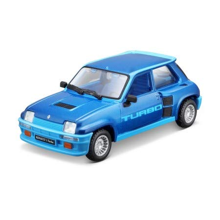 Street Classics Renault 5 Turbo 1:32 Scale Model Car by Bburago