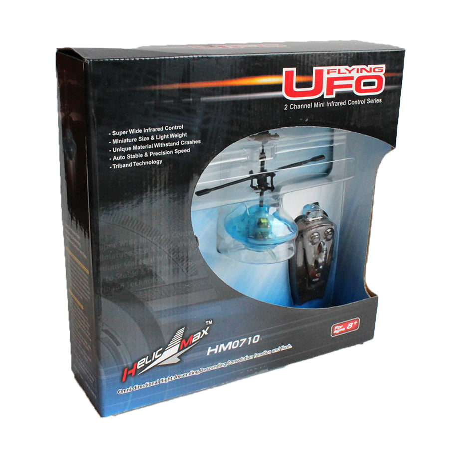 remote control ufo in a box