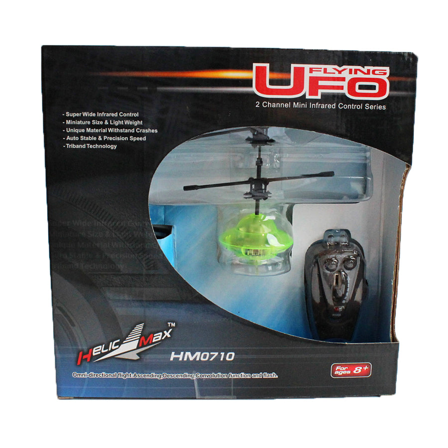 green ufo rc remote control is a great gift for kids, gifts for him or gadget gifts for men