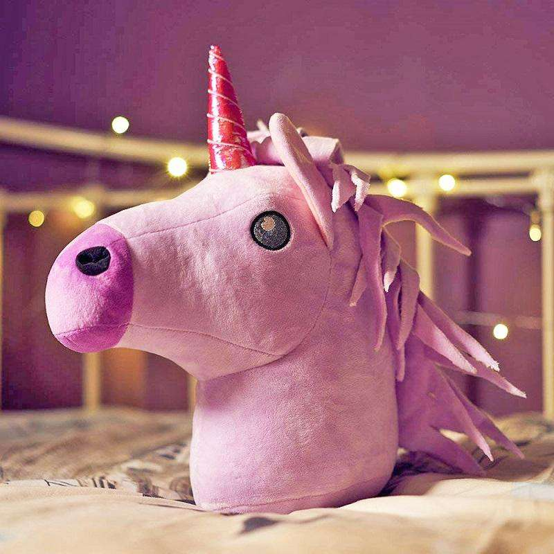 unicorn cushion gifts for kids or girl