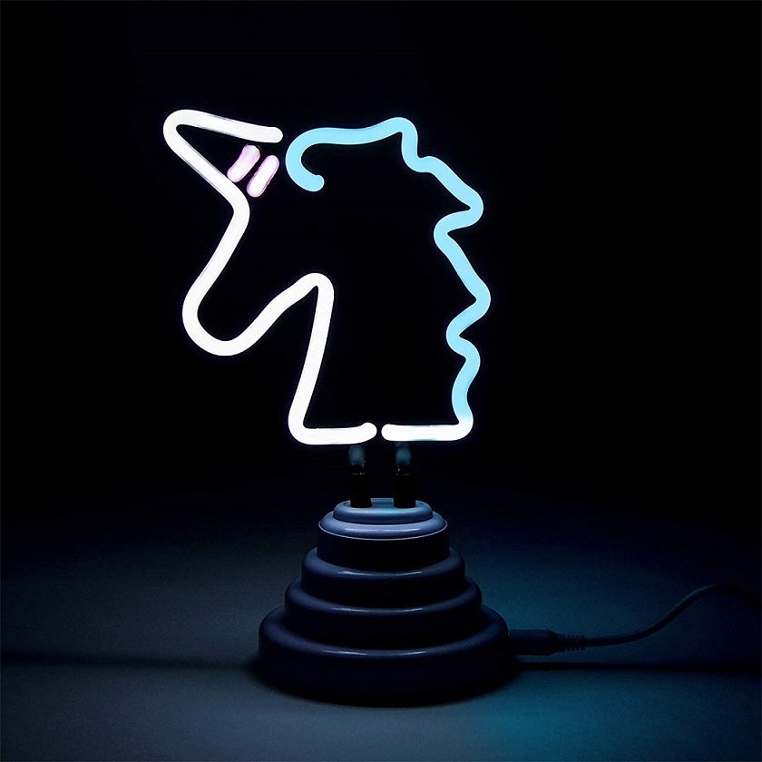 Unicorn Neon Light Switched On