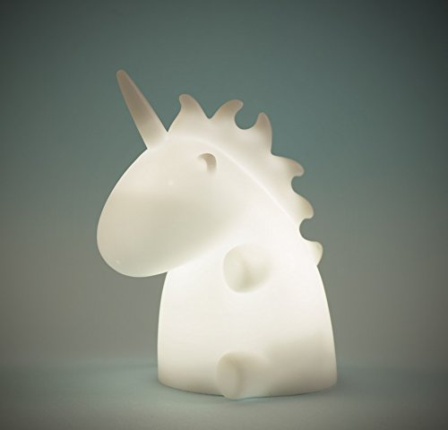 unicorn night light by smoko in White