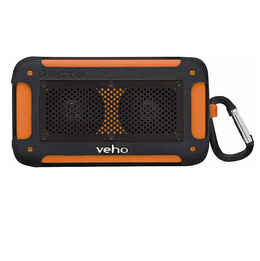 Vecto Mini Water Resistant Wireless Speaker by Veho makes a great gift for him or gadget gifts for men
