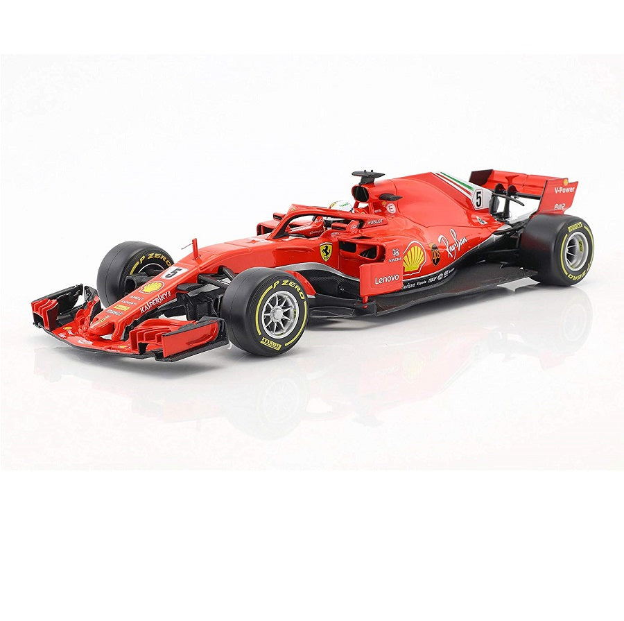 Ferrari SF71-H 1:18 Scale Vettel 2018 Season
