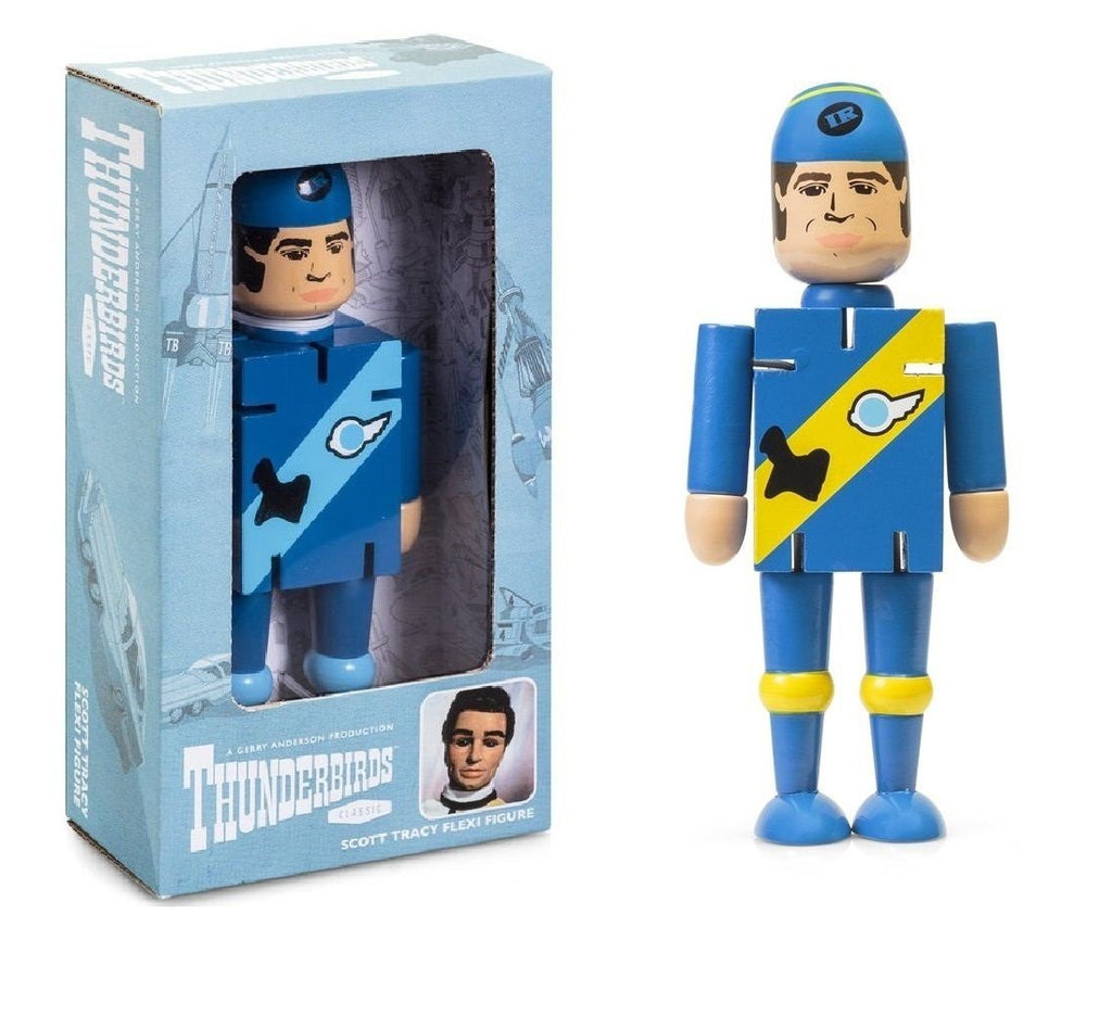 Thunderbirds Flexi Figure - Virgil