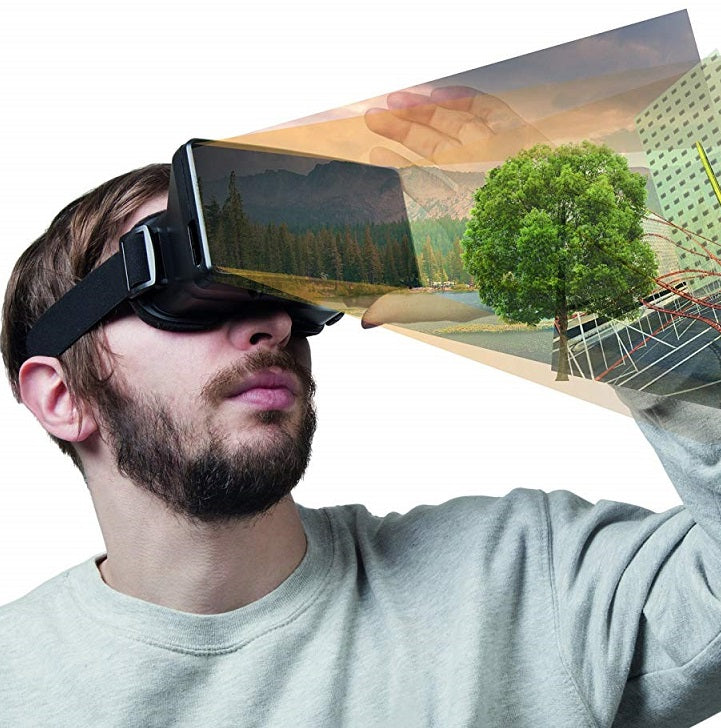 Immerse Virtual Reality Headset by Thumbs Up!