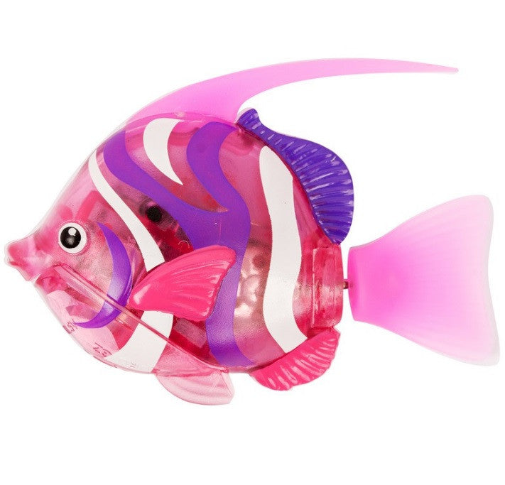 Robo Fish Robotic Pink Wimple Fish