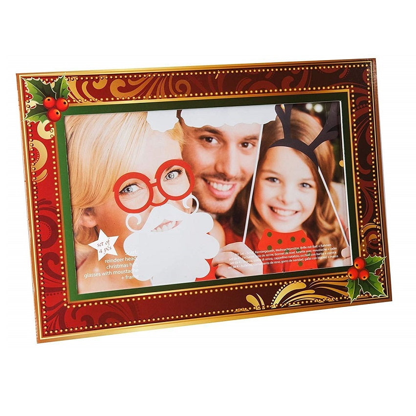 Christmas Party Photo Accessories Set by Roxan
