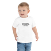 100% NAMASTE Toddler Short Sleeve Tee - 100 Percent Tee Company
