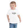 100% L.A. Toddler Short Sleeve Tee - 100 Percent Tee Company