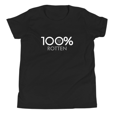 100% ROTTEN Youth Short Sleeve Tee - 100 Percent Tee Company