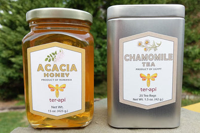 Honey and Tea Combos