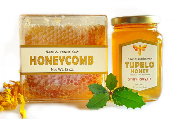 Honey and Comb Gift Box
