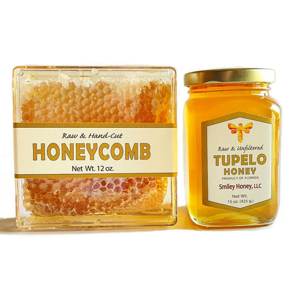 Honey and Comb Combo
