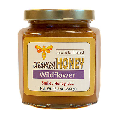 Creamed Honey - Wildflower