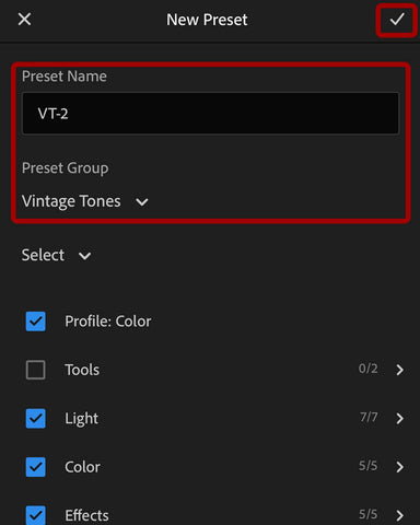 How to Add Presets to Lightroom Mobile