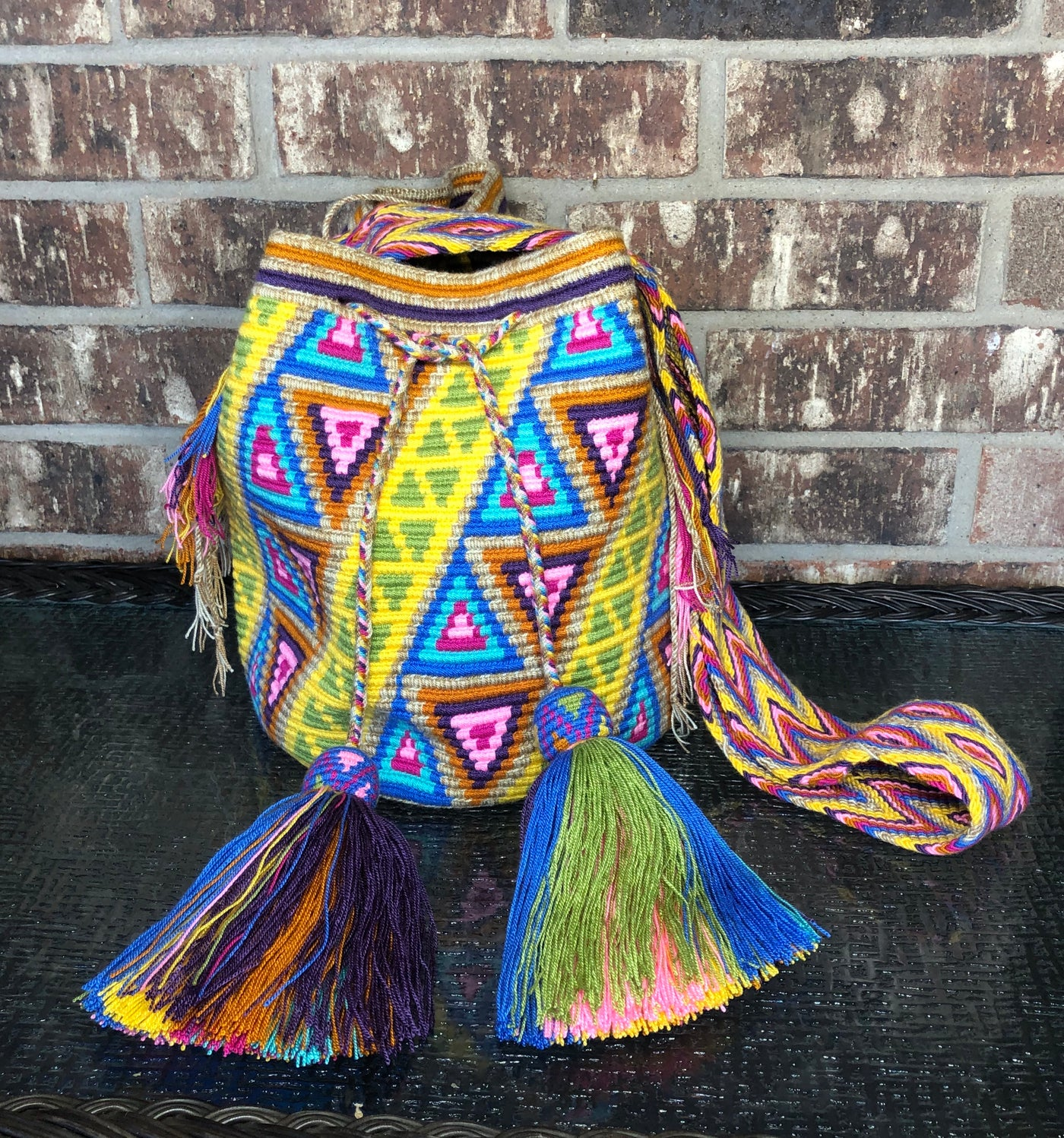 Shoulder Bag ~ APIA