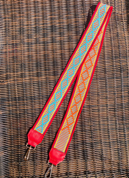 Shoulder Bag Strap ~ GUACAMAYO