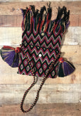 Fringe Clutch Shoulder Bag - BAENA