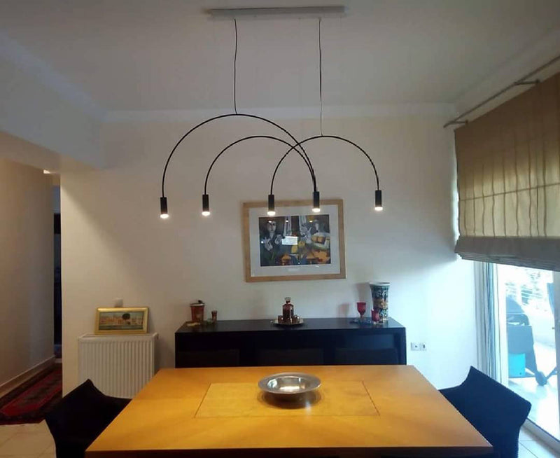 Volta Suspension lamp