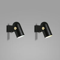 Carronade wall light