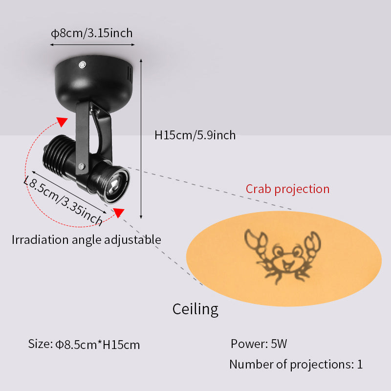 Spotlight/projection lamp