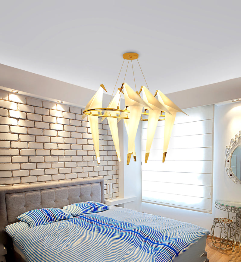 Perch Light chandelier