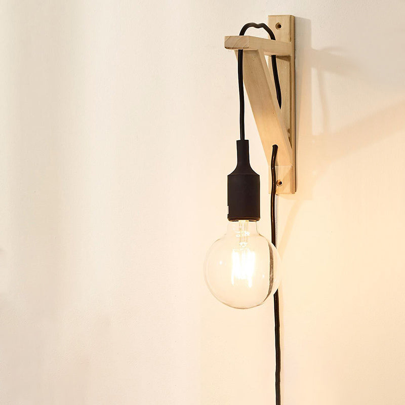 Fix wall light