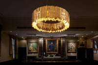 Facet chandelier collection replica