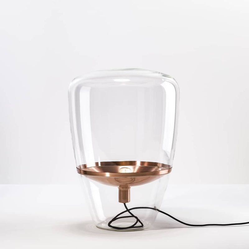 Balloon table lamp