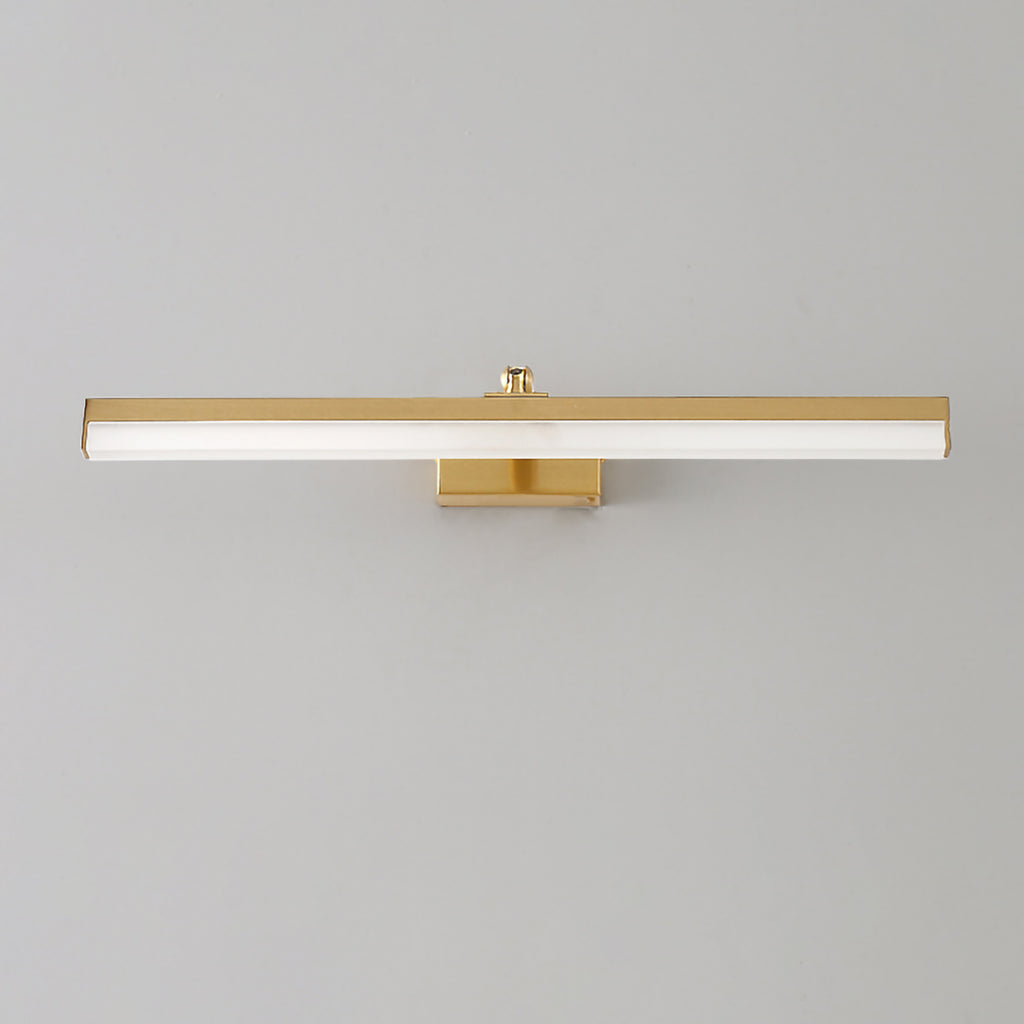Brass LED Bath Vanity lamp