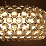 Caboche suspension lamp