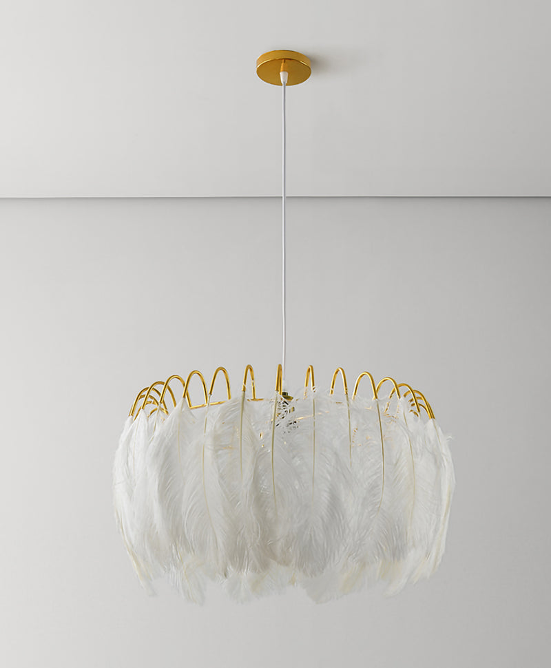 Feather Pendant Lamp