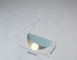 Glider pendant light