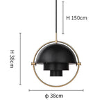 Multi-Lite pendant light
